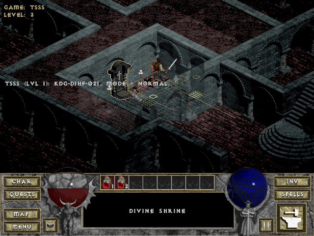 Diablo Hellfire Windows game - Mod DB