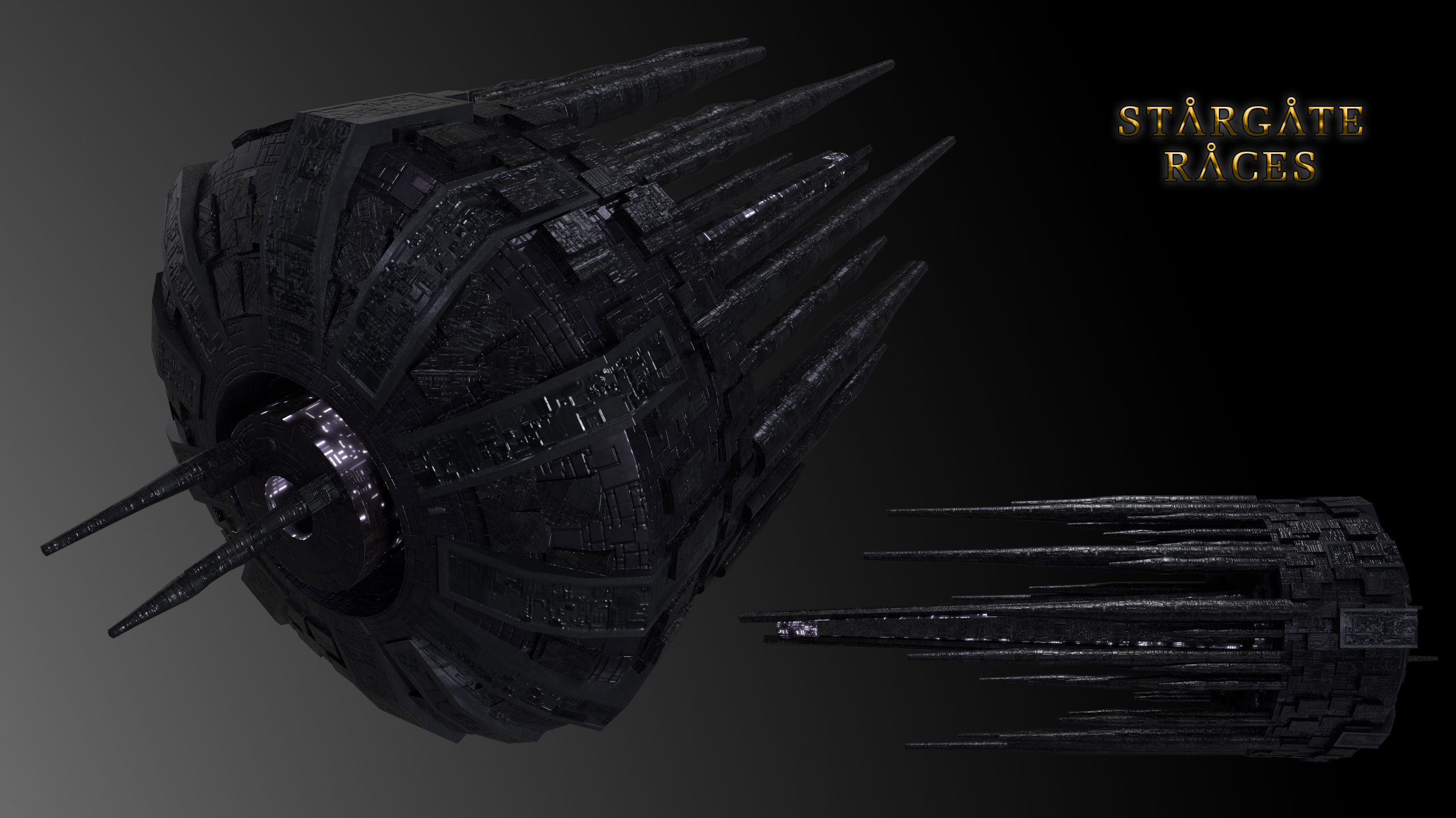 Replicator Battlecruiser Comp1