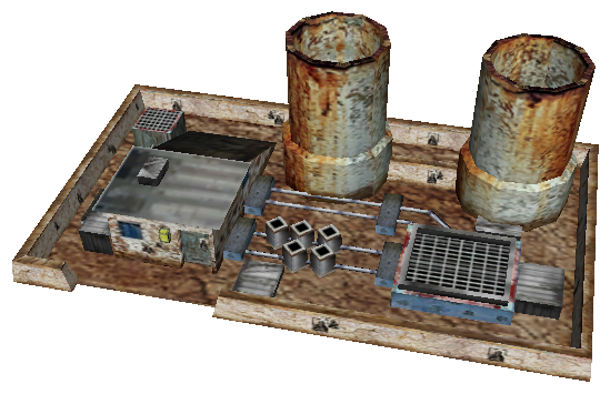 Underground Generator