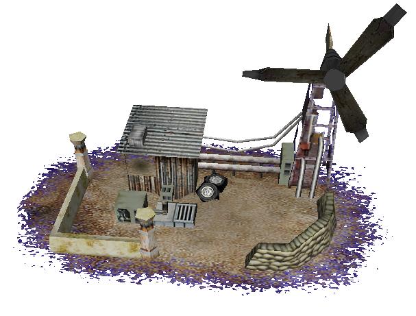 GLA Windmill