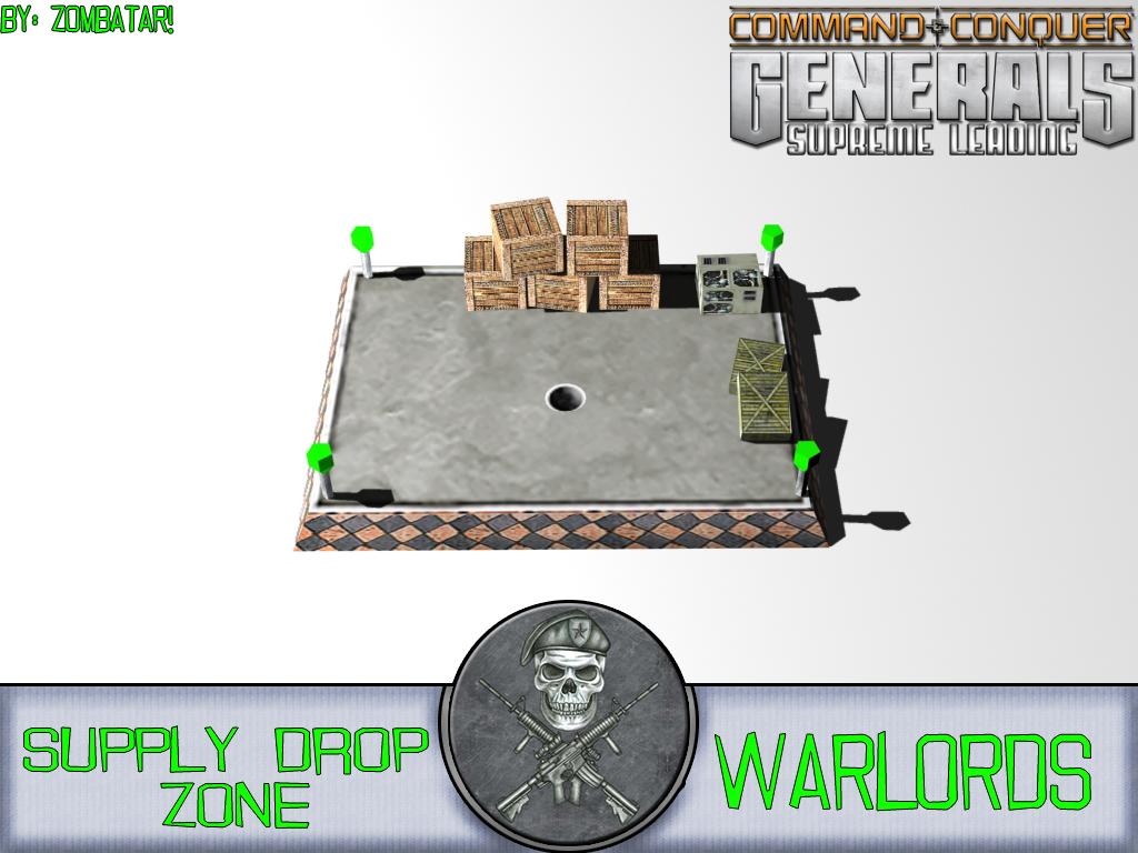 Supply Drop Zone 1