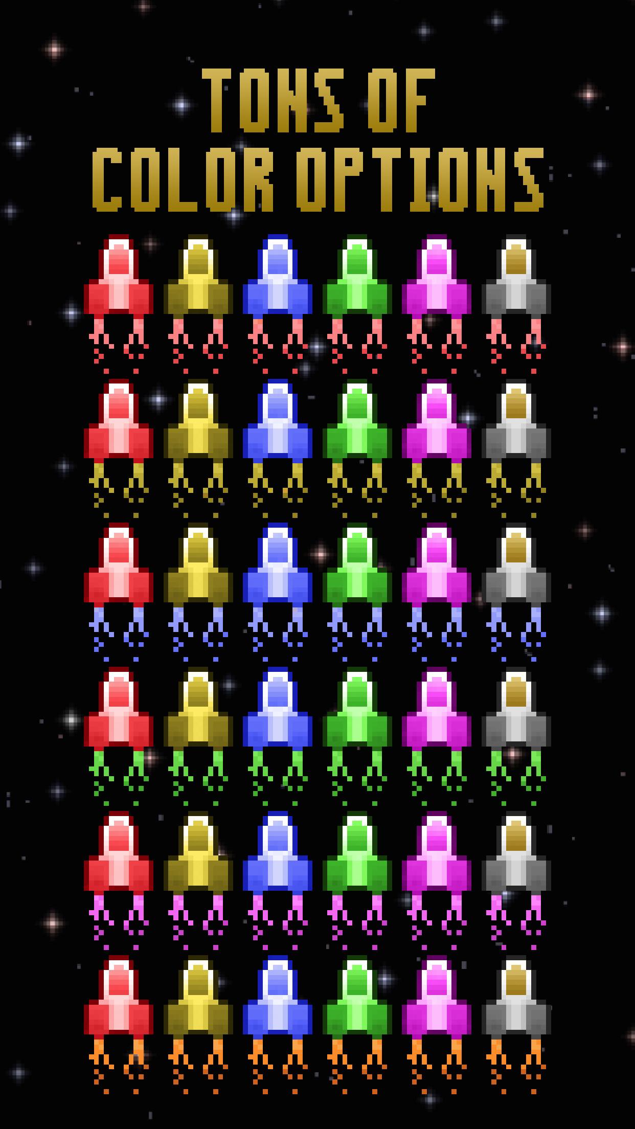 Astro Scape Screenshot   Color O