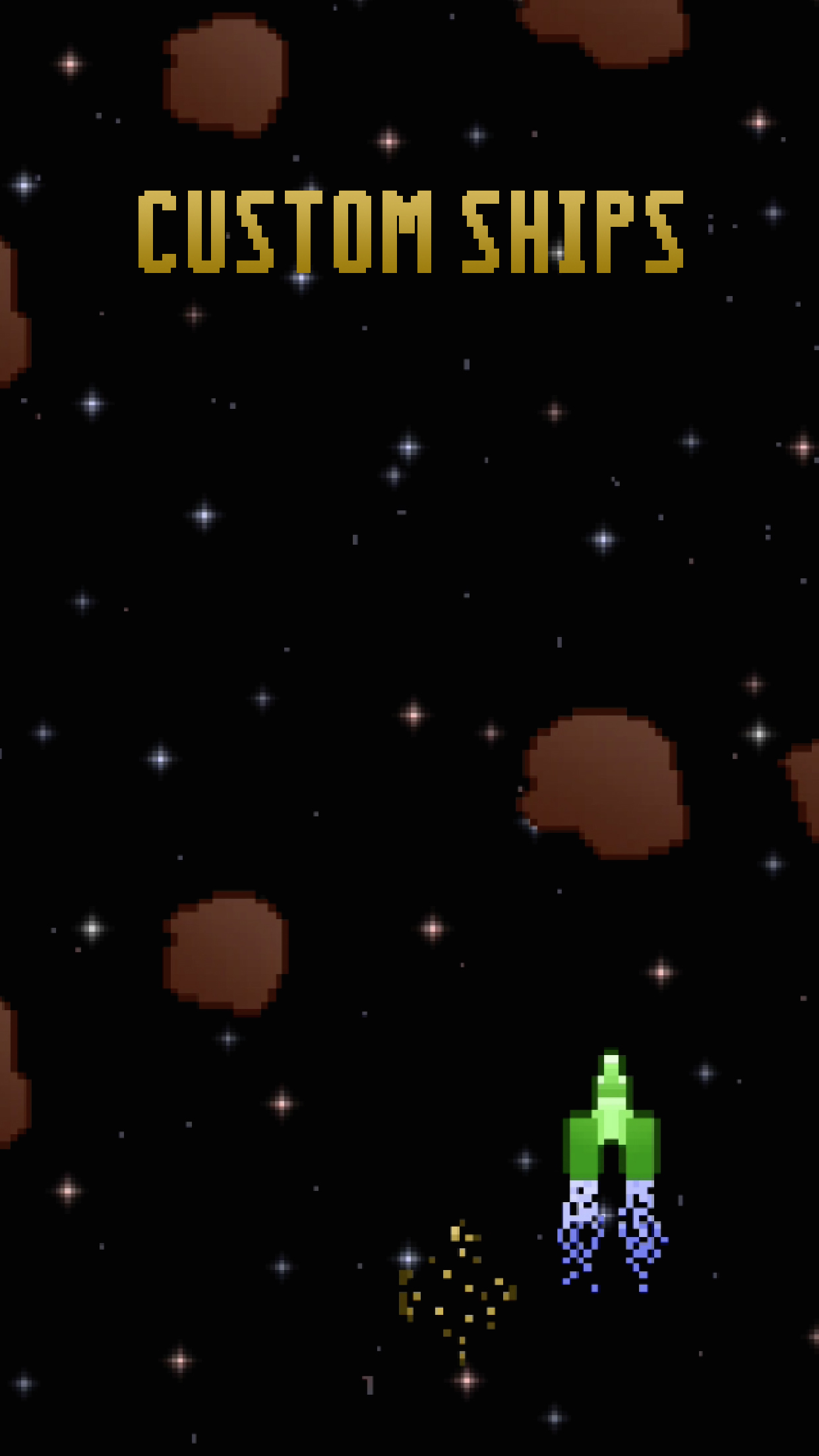 Astro Scape Screenshot   Custom