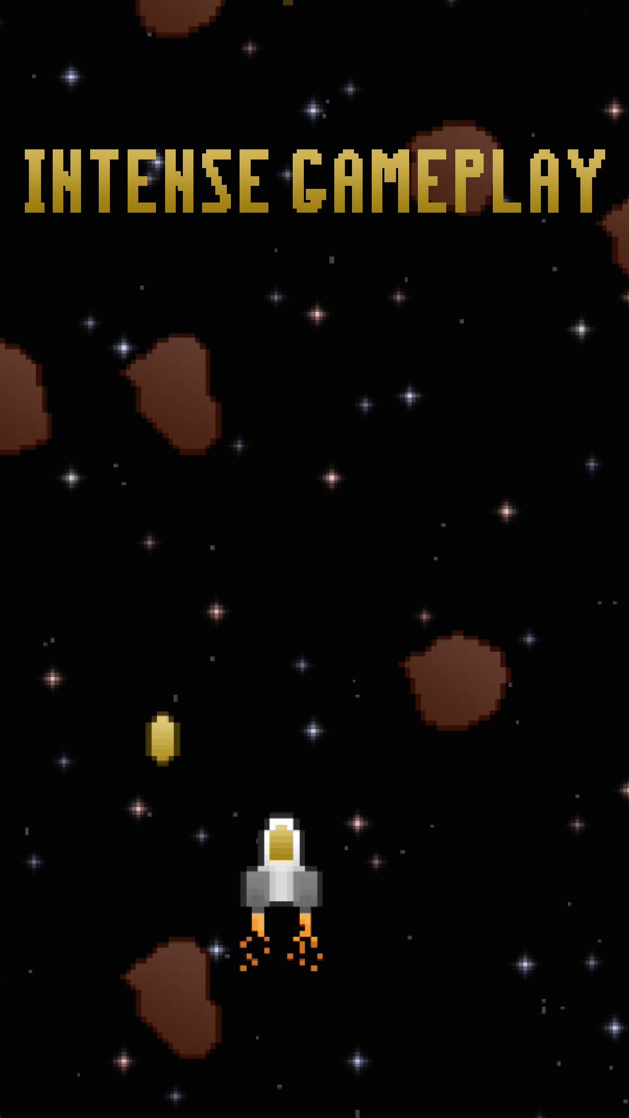 Astro Scape Screenshot   Intense