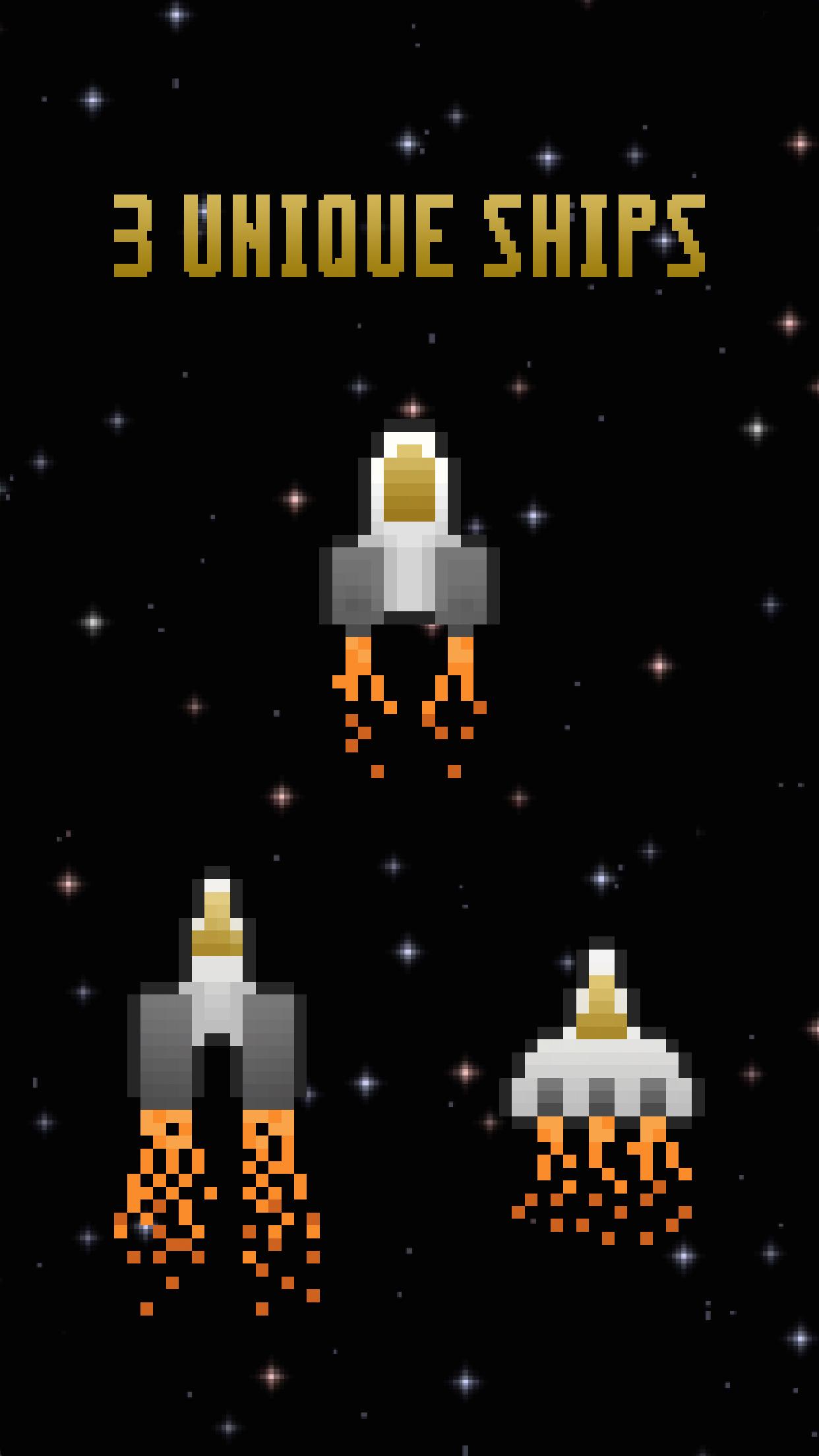 Astro Scape Screenshot   Unique