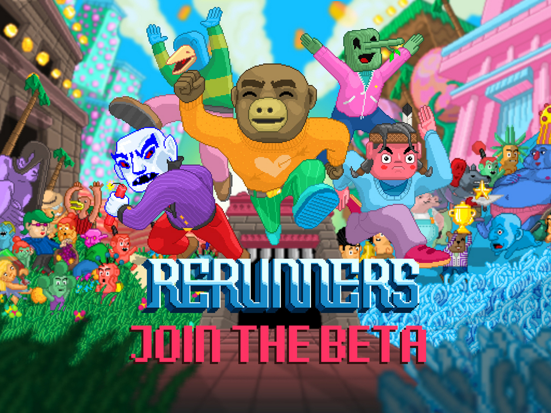 ReRunners Join The Beta1