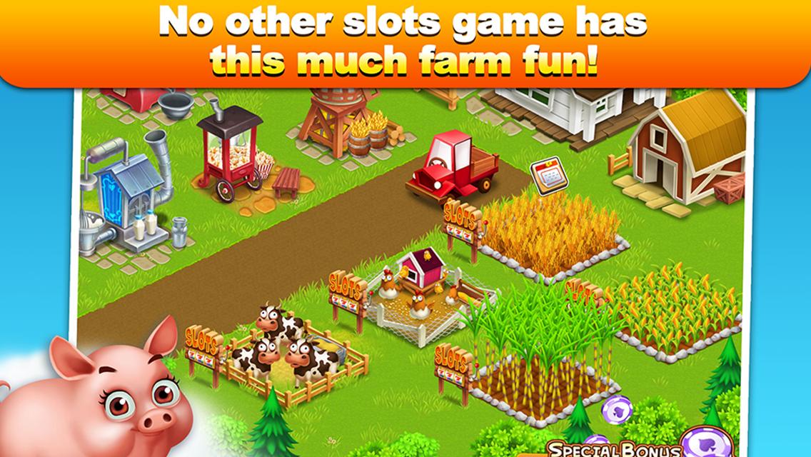 Harvest Slots Farm