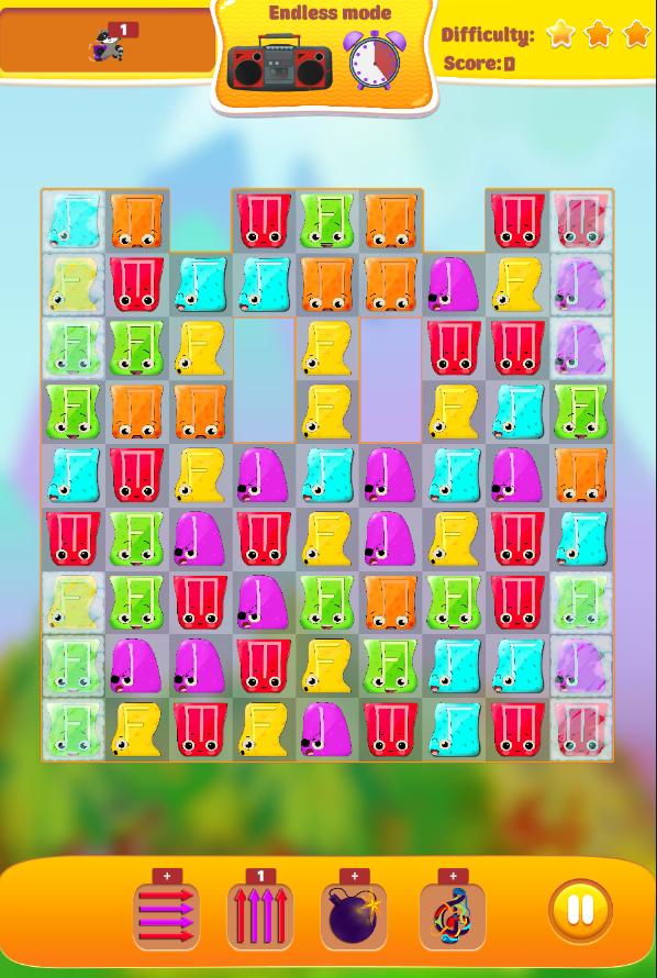 Endless mode Screenshot