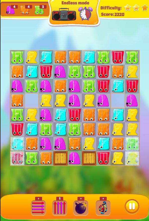 endless screen 1