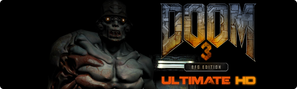 Doom 3 BFG: UltimateHD mod - Mod DB