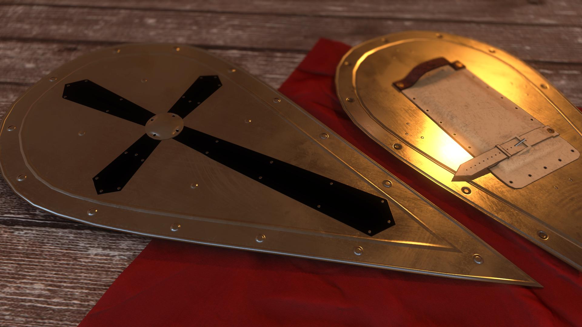 Closeup Shield 01