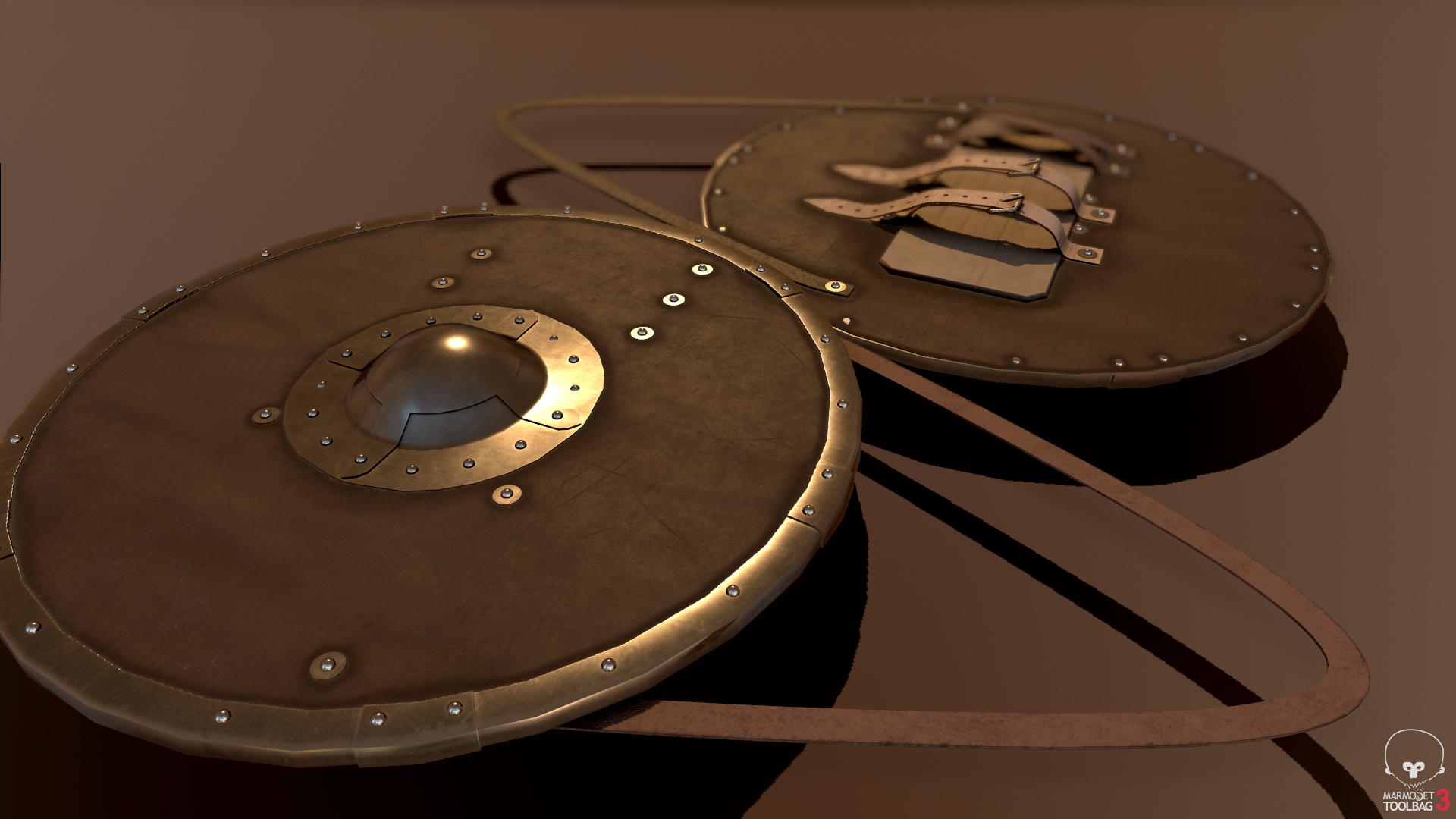 Viking Shield 01 MT 01