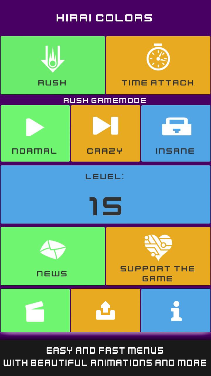 main menu 1