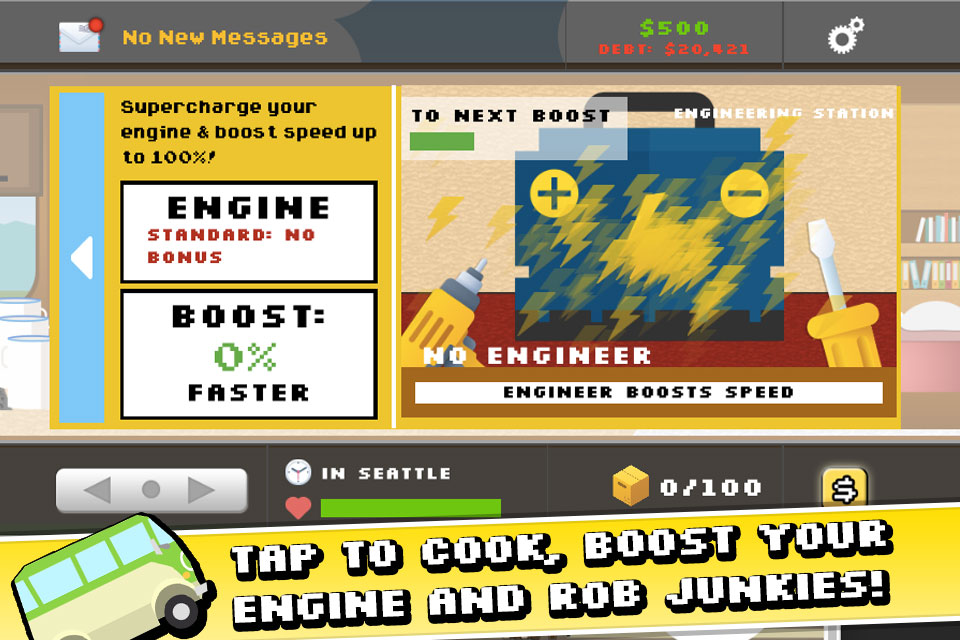 Drug Dealer: American Dope Android, AndroidTab game - Mod DB
