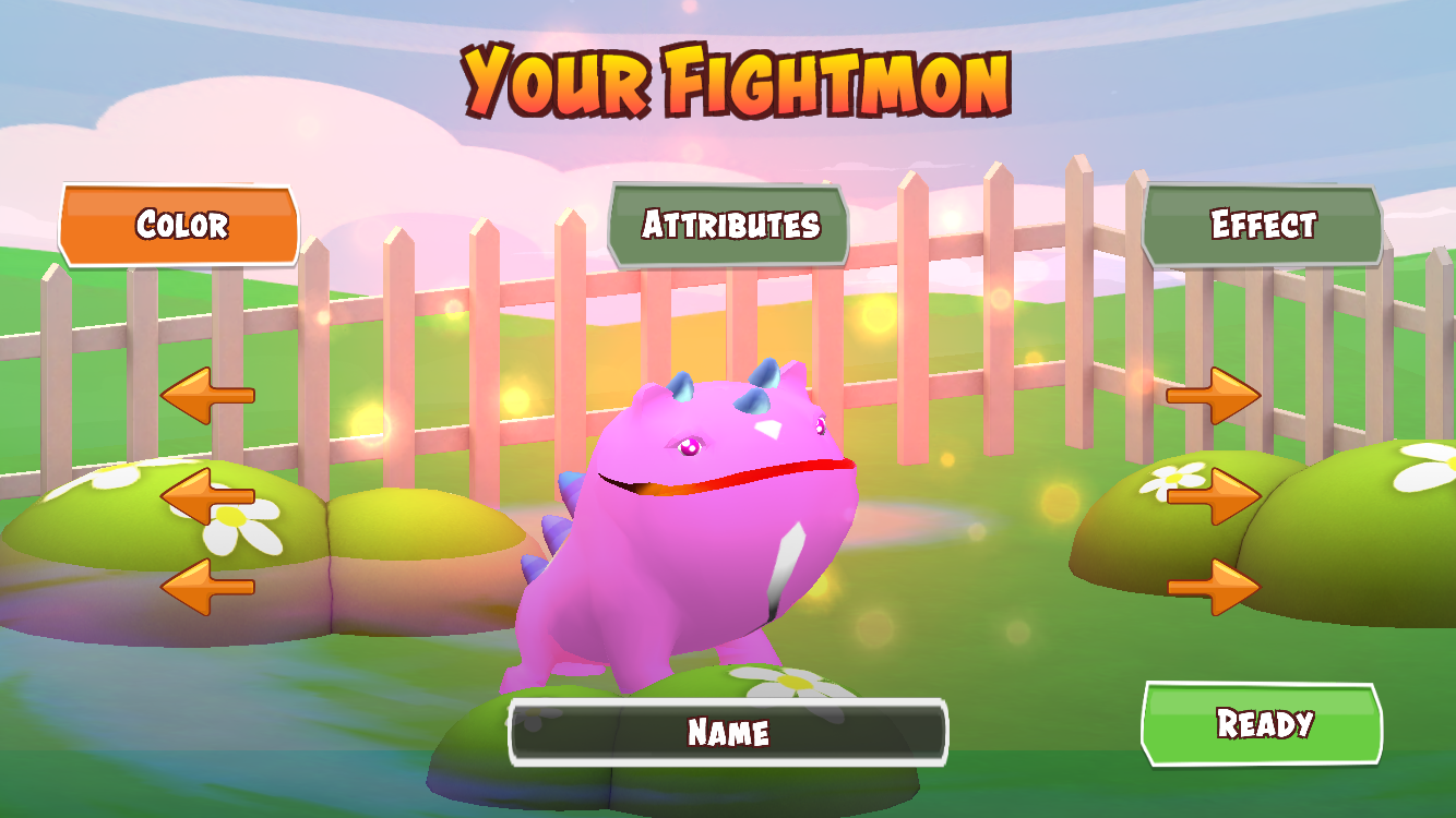 Fightmons 003