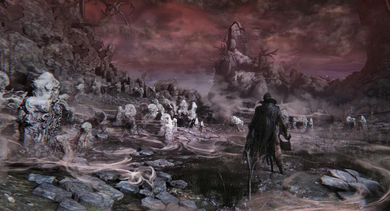Nightmare Frontier Concept Art R