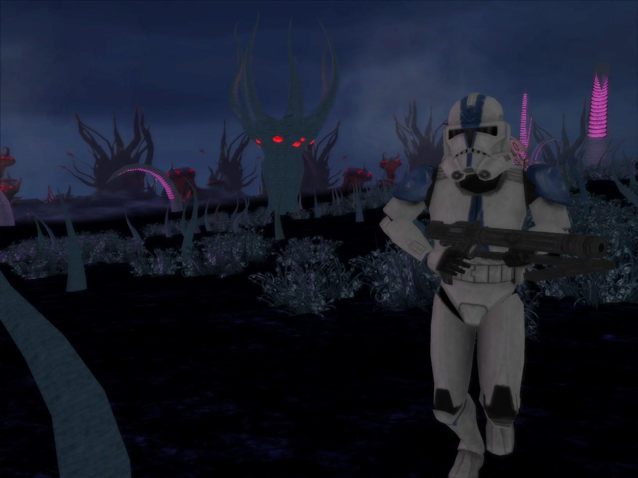 501st Clone Trooper Umbarra