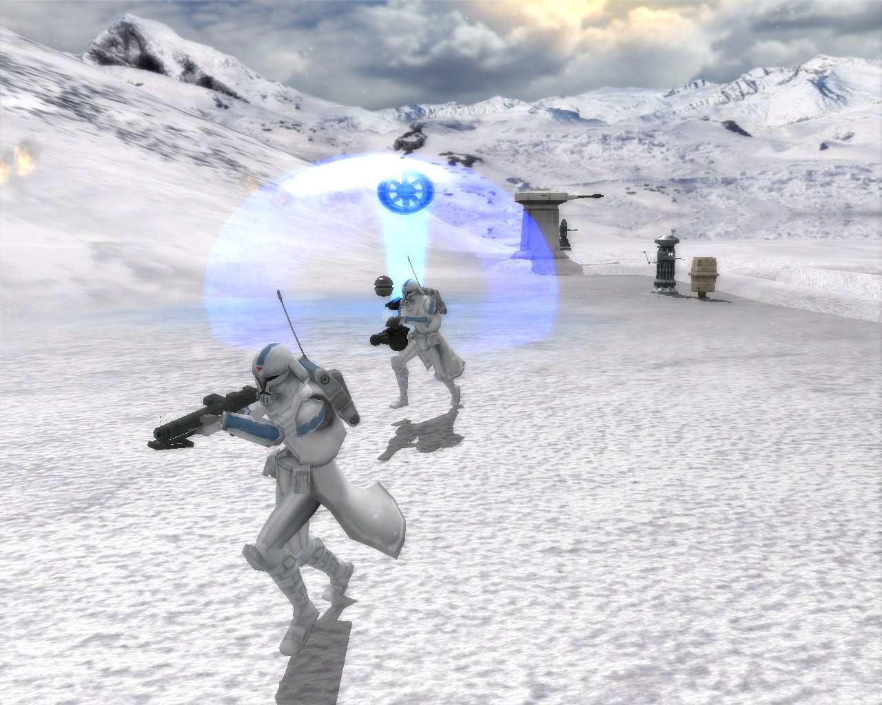 501st Cold Assault troopers 2