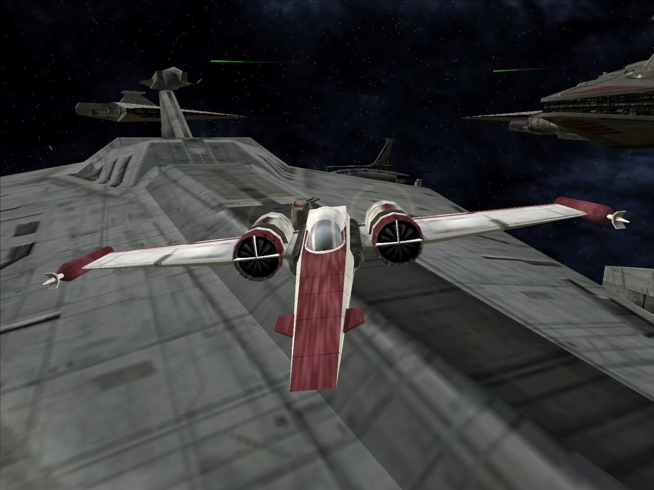 Clone Z 95 Starfighter 2