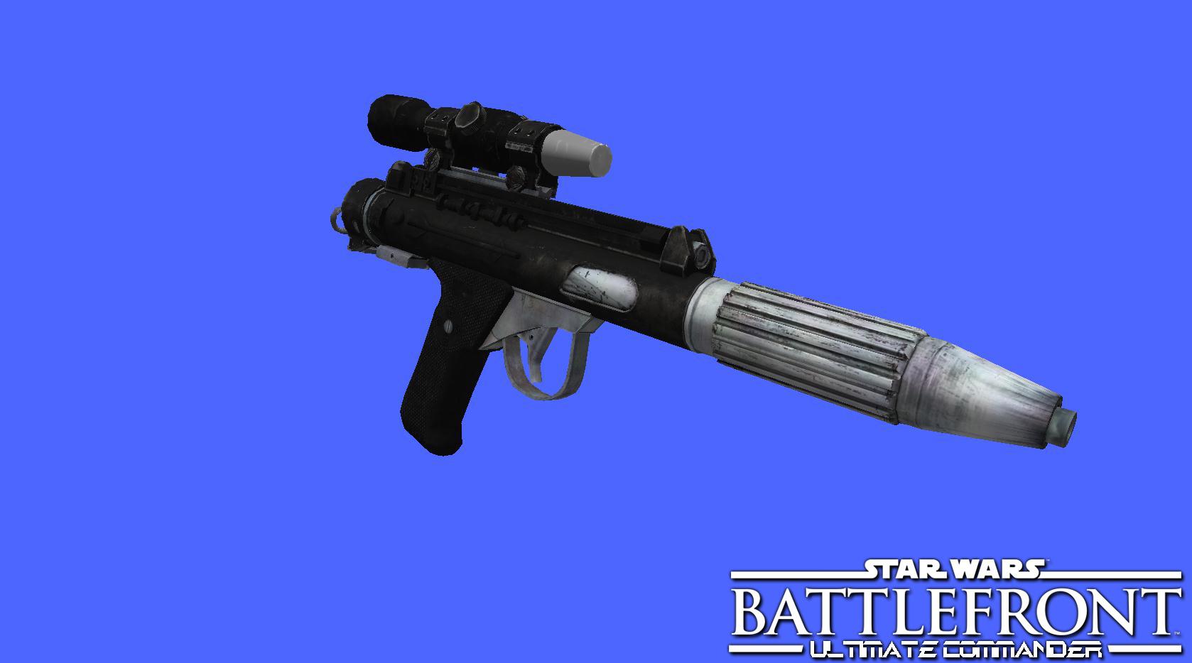 DICE DH 17 blaster pistol 1