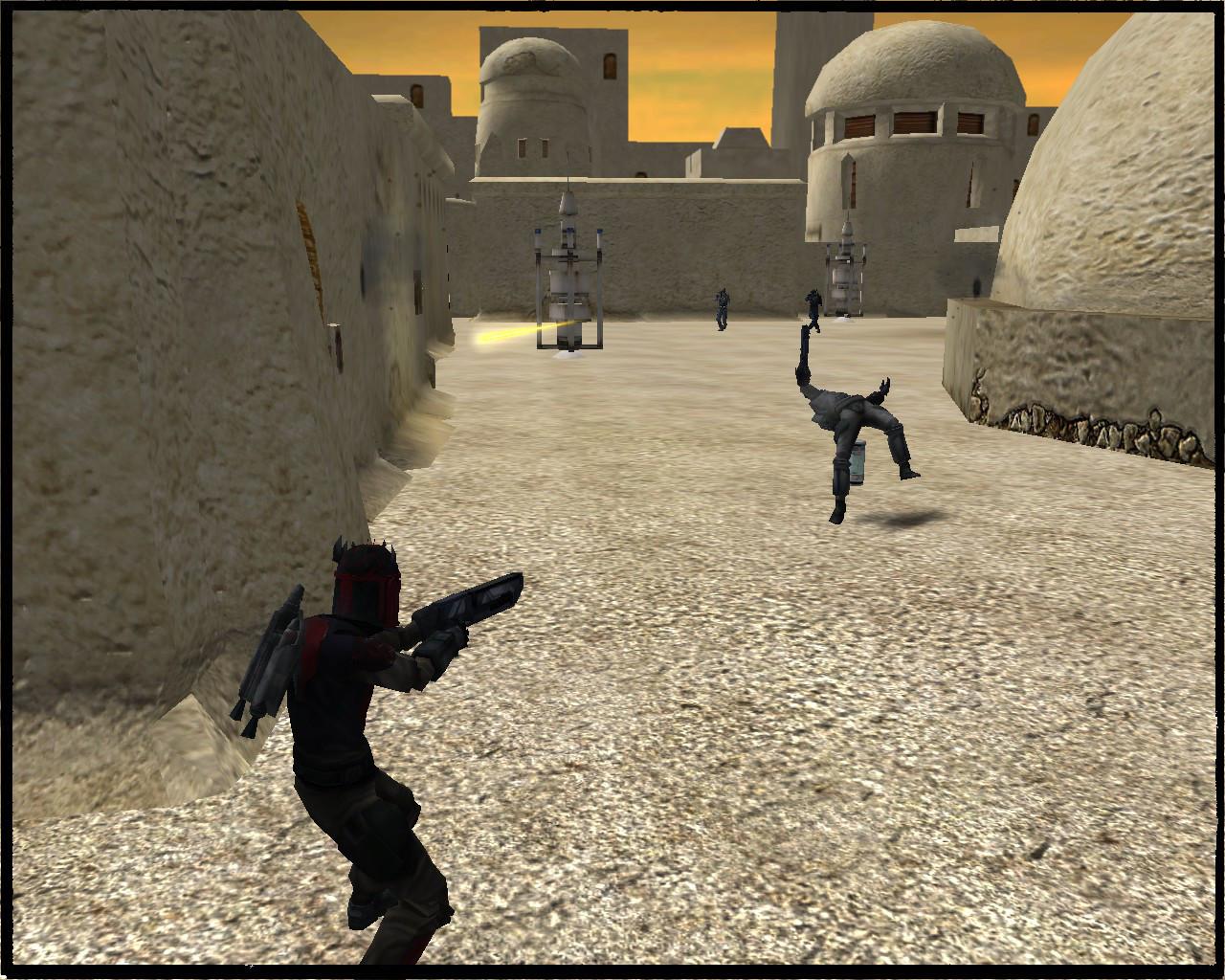 DeathWatch VS Super commando 1