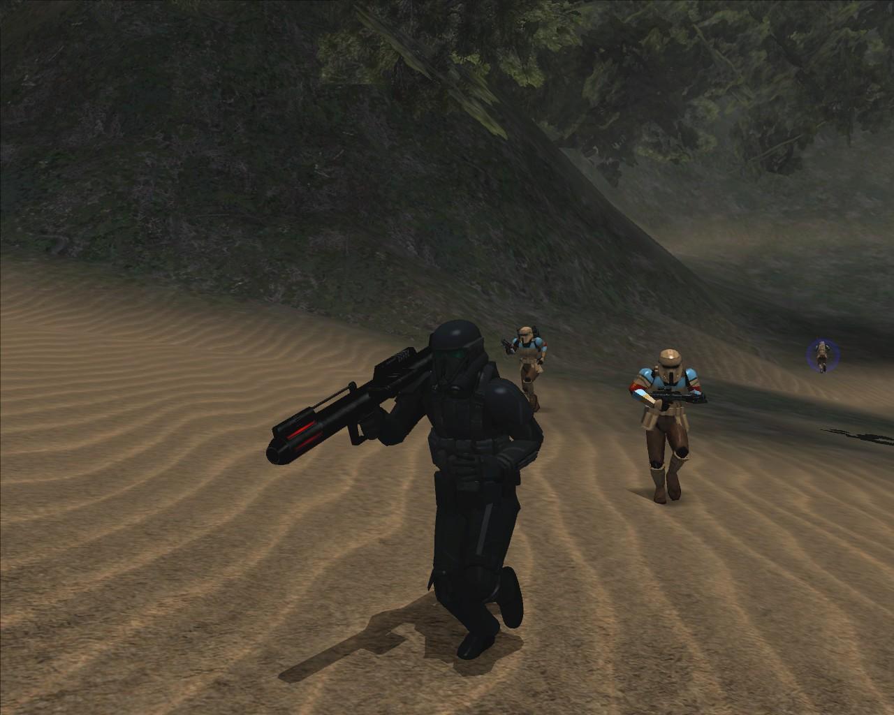 Death Trooper   Kashyyyk