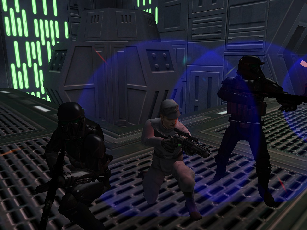 Death Troopers Officer