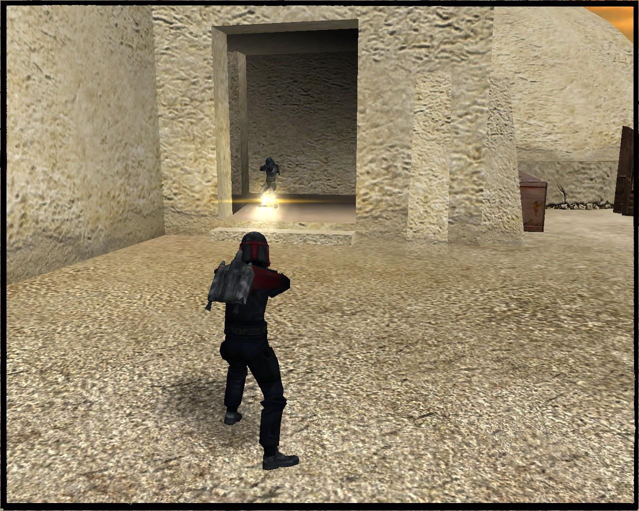 Death Watch VS Super Commandos 2