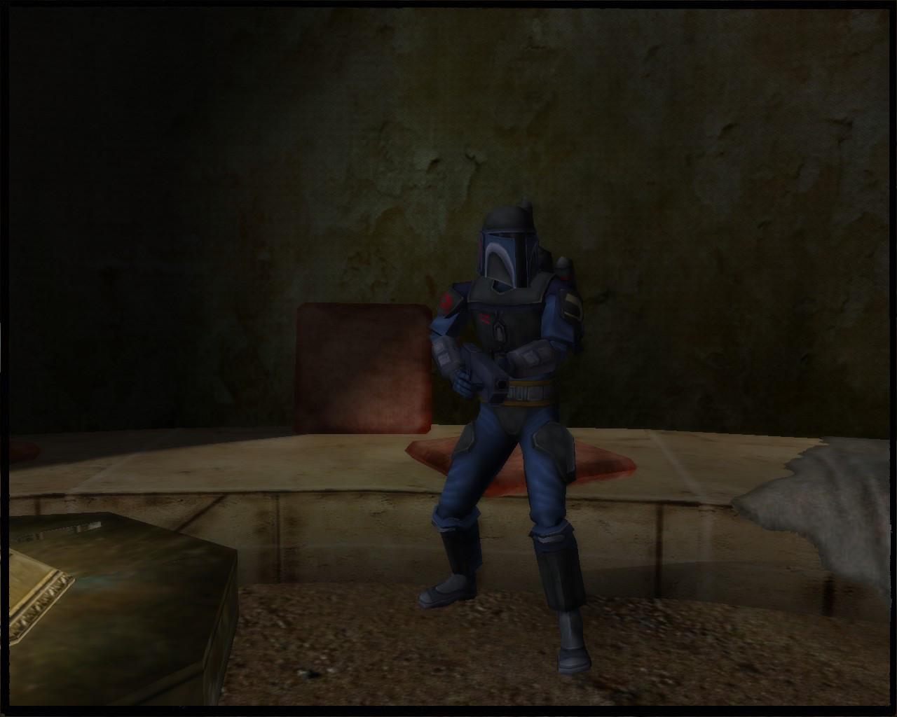 Death Watch soldier