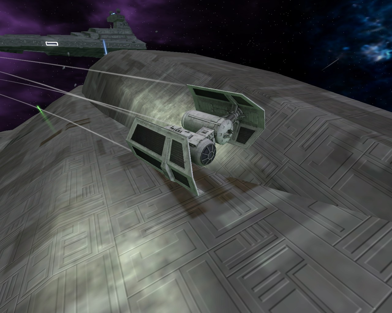 Updated Imperial TIE Bomber
