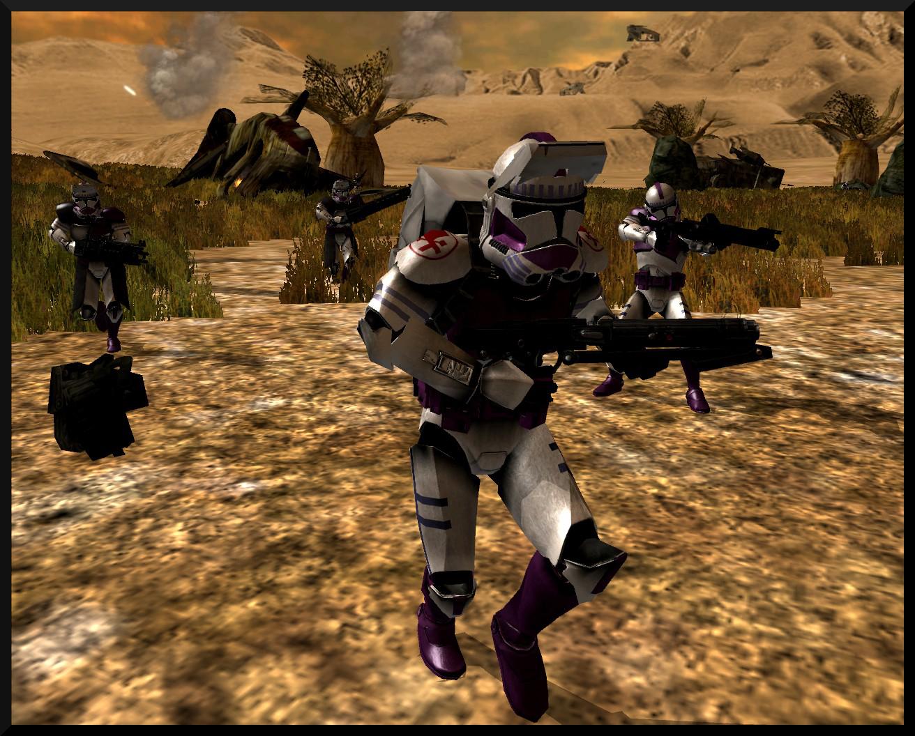 187th Medic Dantooine