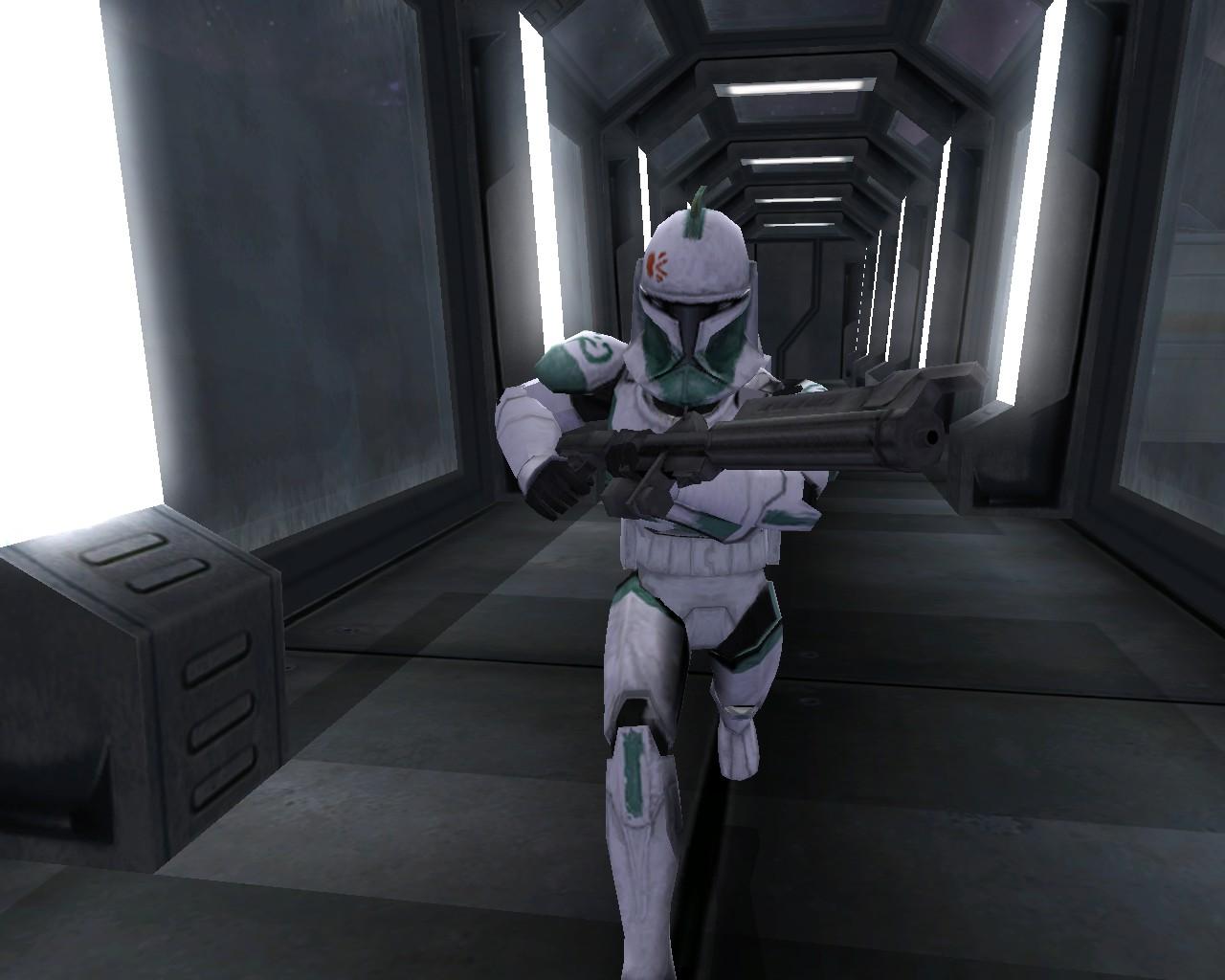 Green Comany   Officer Draa 3