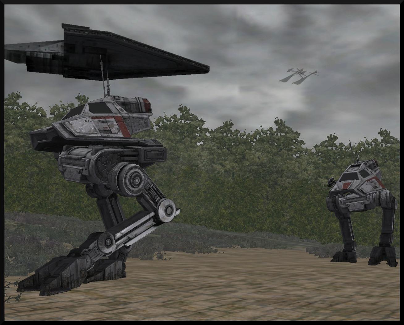 SWBF III AT XR Walker 1