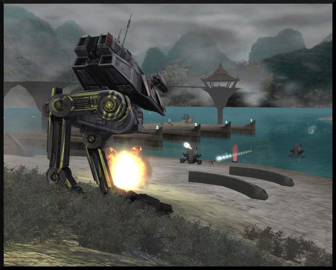 SWBF III AT XR Walker 3
