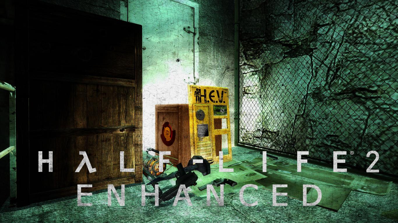 HL2 enhanced poster
