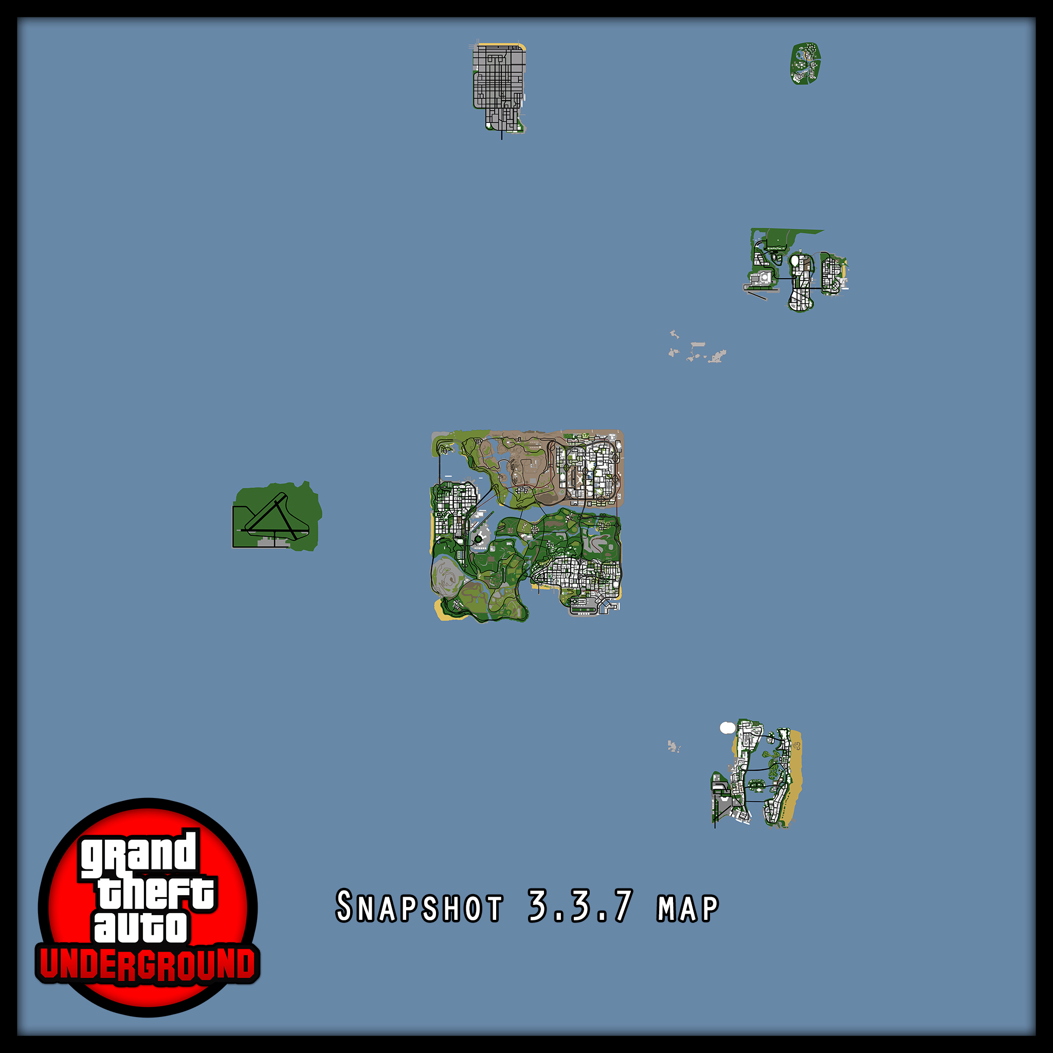 Bajar Subway Map De Ny.Gta Underground Mod For Grand Theft Auto San Andreas Mod Db