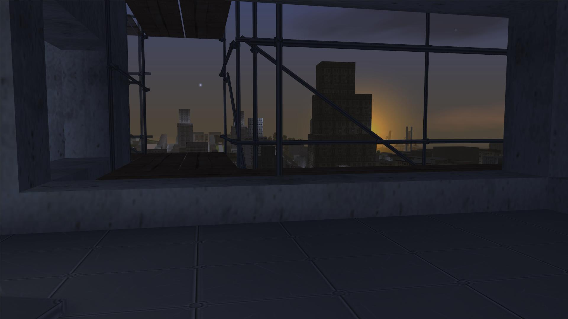 One of the GTA: III multiplayer maps added to GTA: Underground which could be used for heists