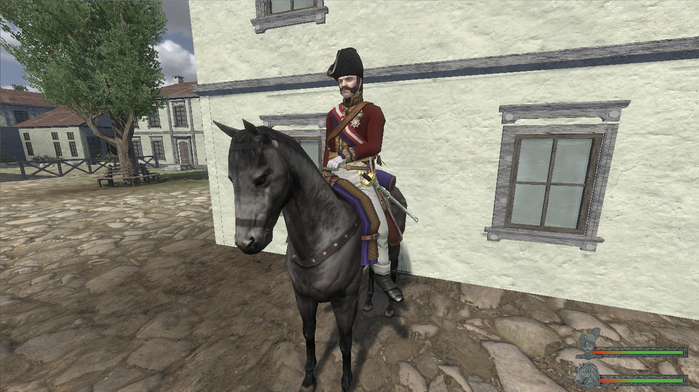 Arthur Wellesley Re-Skin