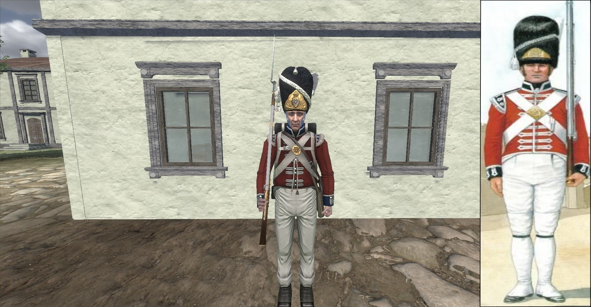 1st Foot Guards