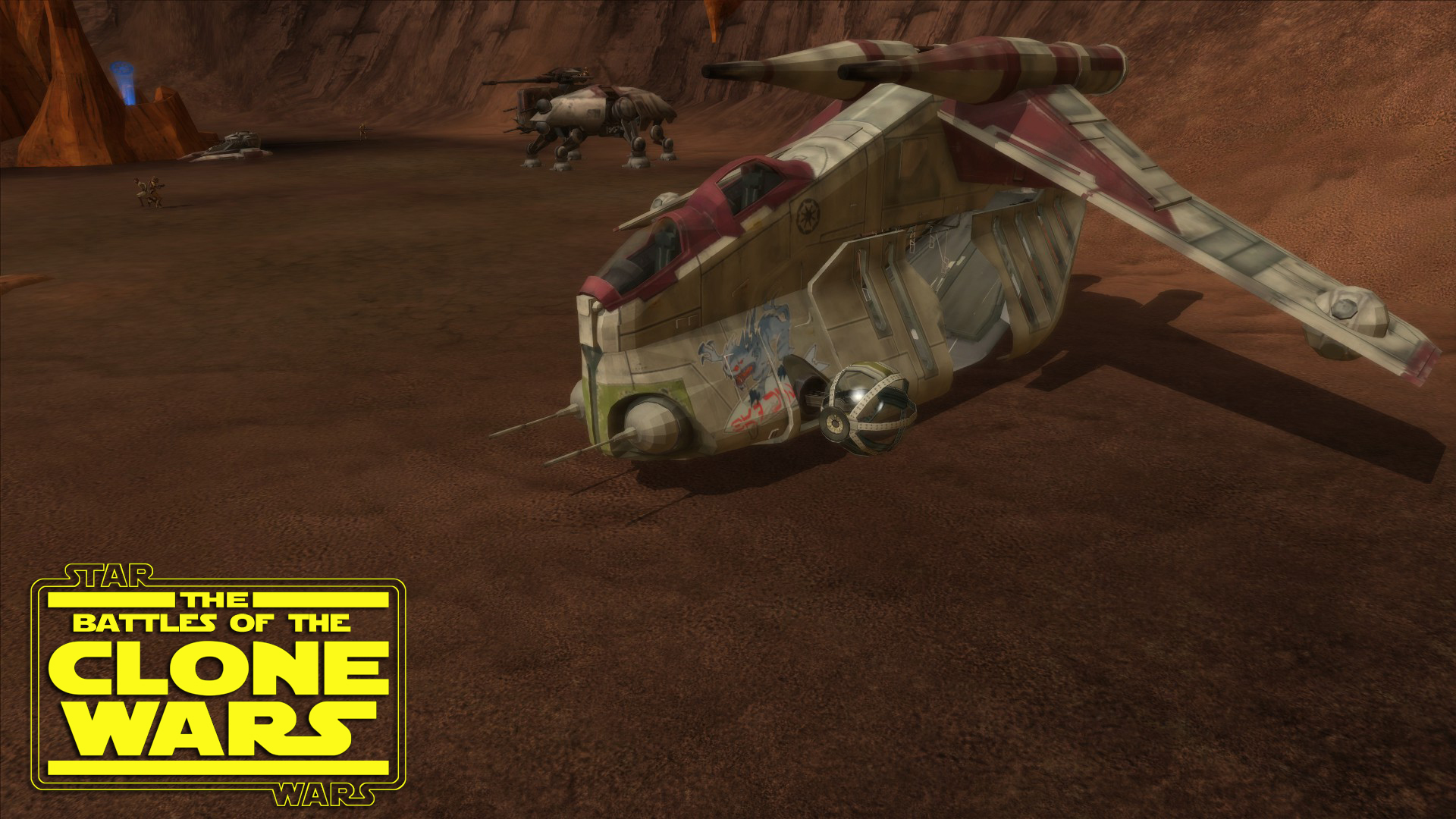 All The Vehicles Added To The Mod So Far Feature The Battles Of The Clone Wars Mod For Star Wars Battlefront Ii Mod Db