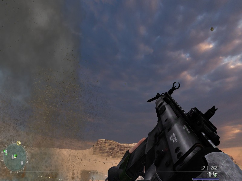 mauri's modern weapons mod for Call of Duty 2 - Mod DB