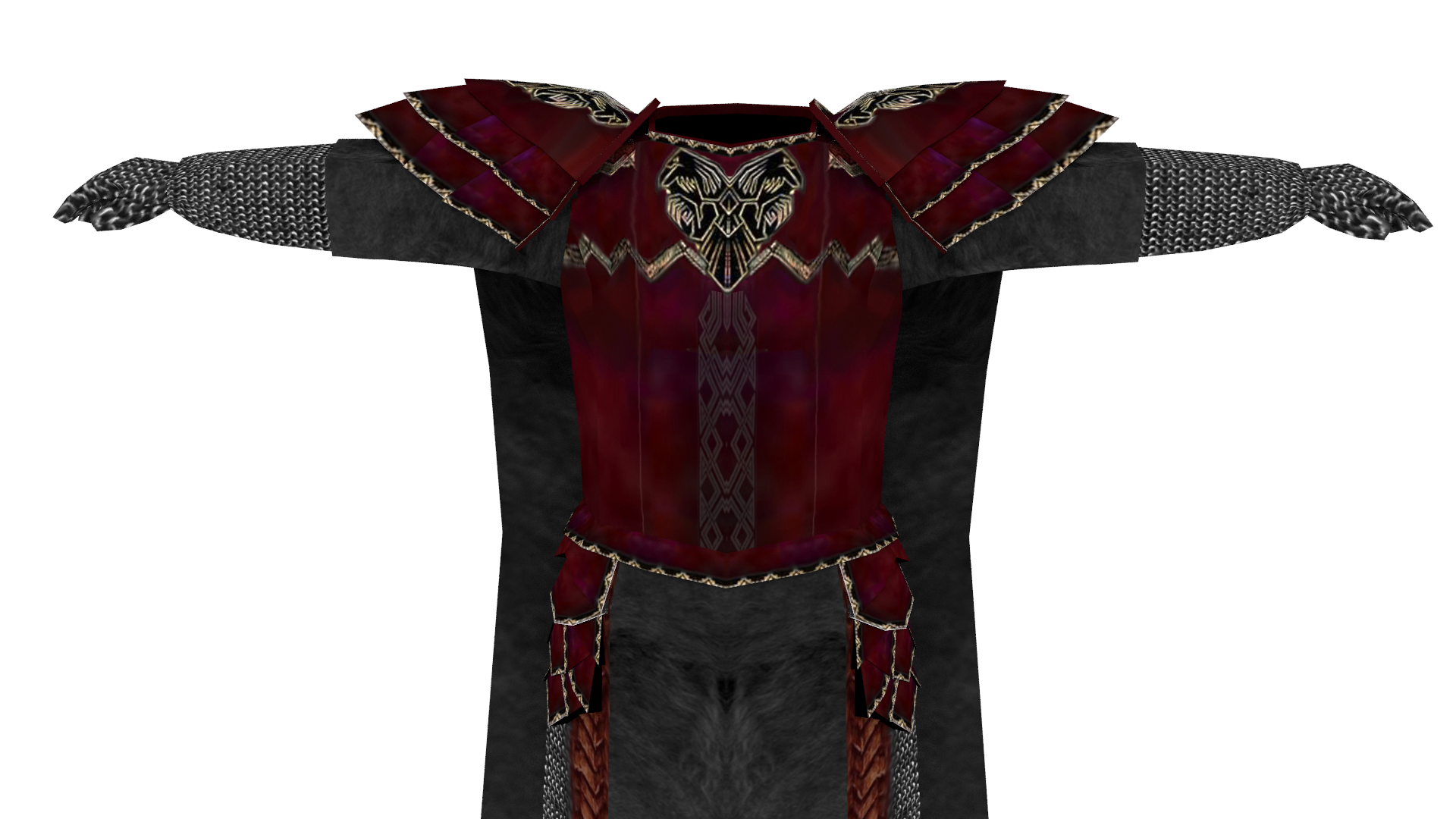 armour rendered
