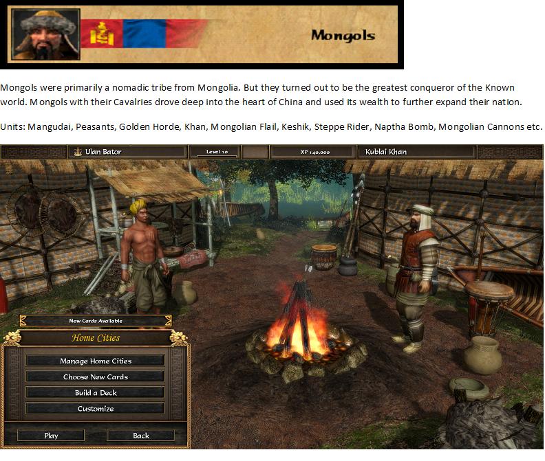 Mongols