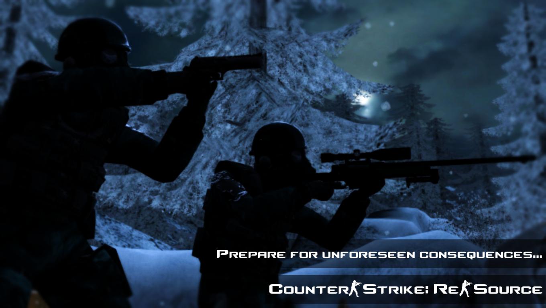 Counter-Strike: Re-Source mod - Mod DB