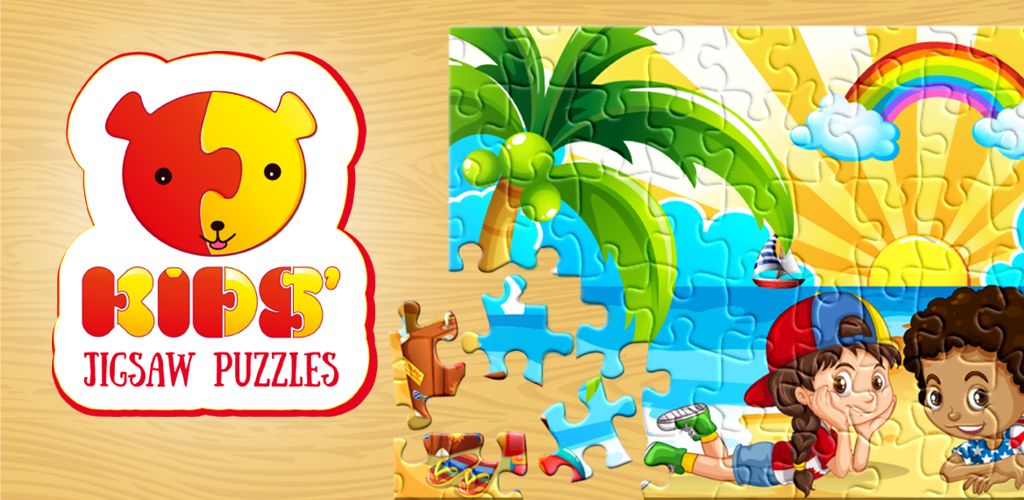 Android Puzzles for kids