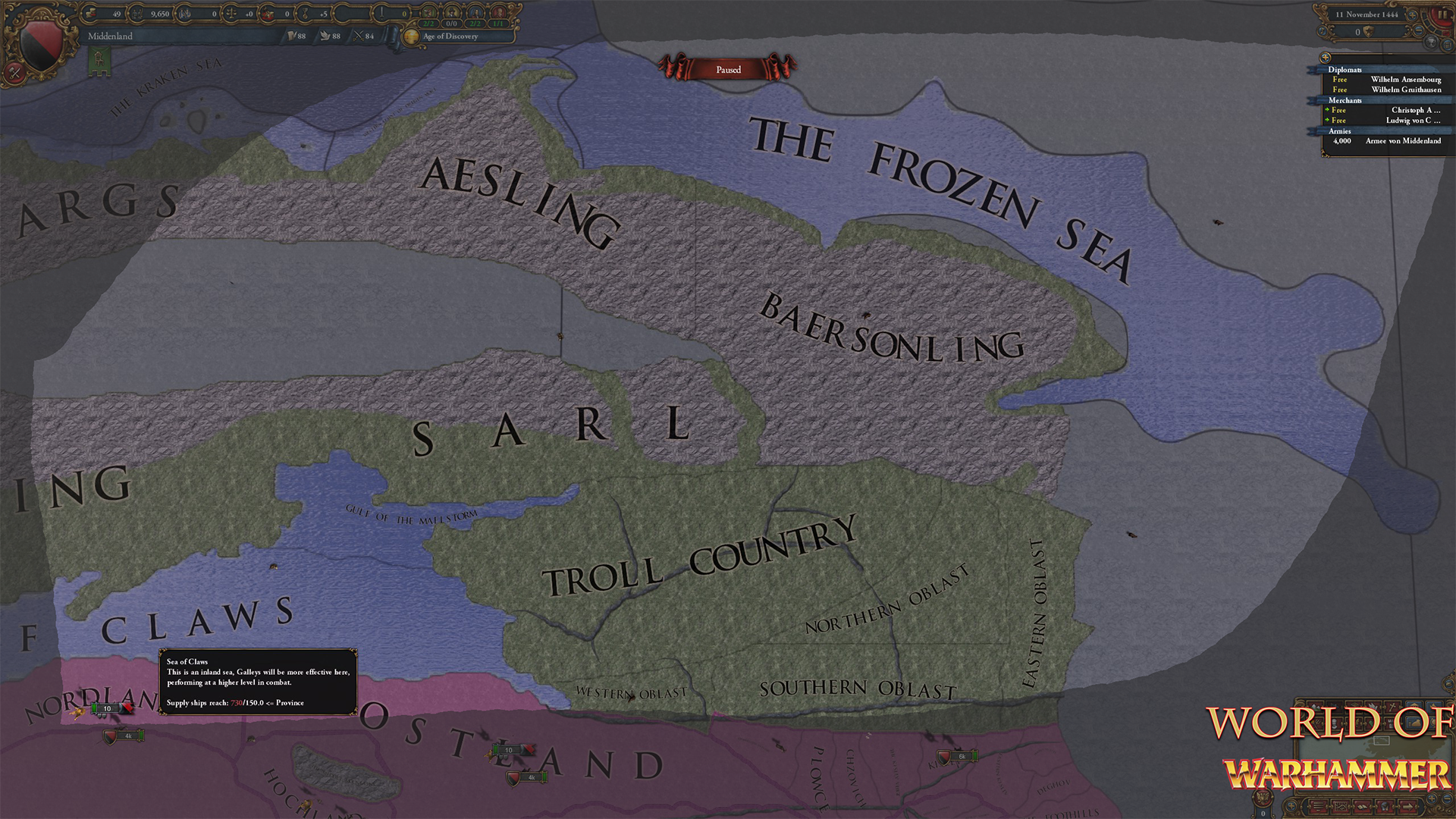 Eastern Norsca 2