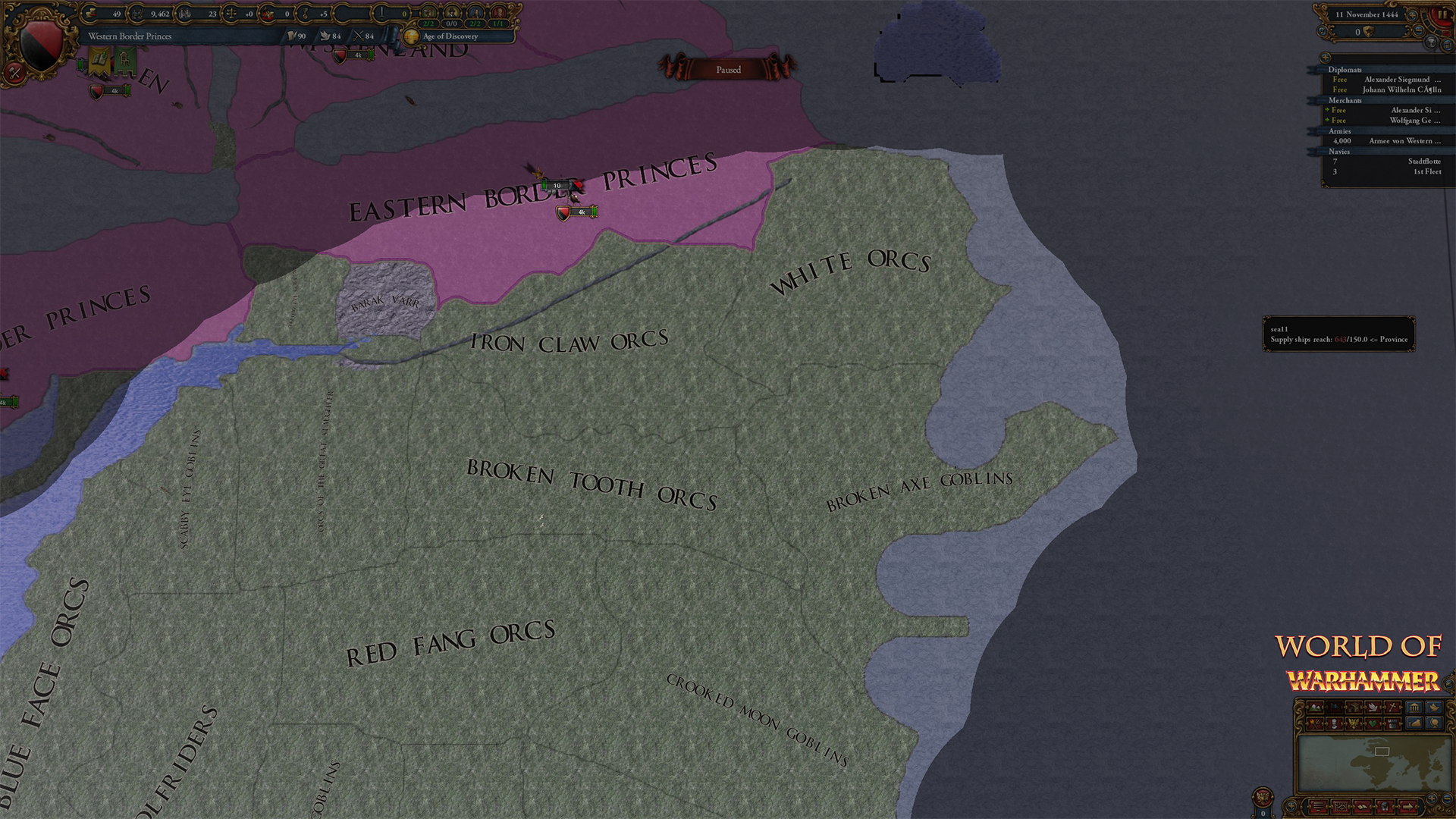 Northern Badlands