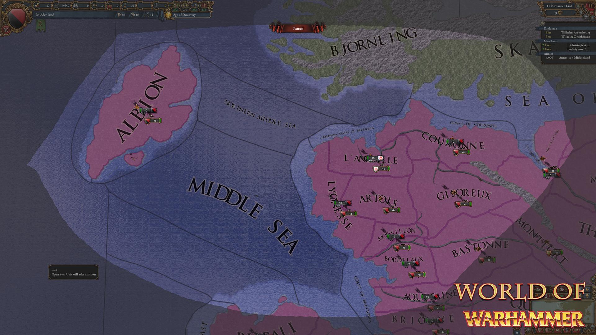 Sea Provinces 1