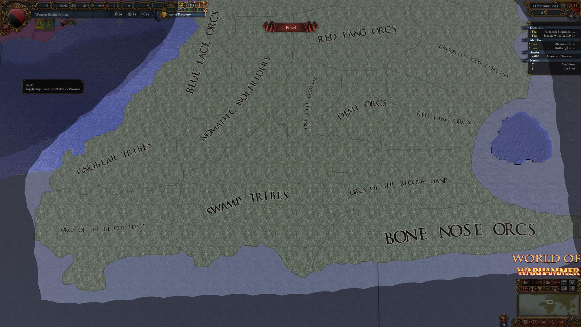 Southern Badlands 1
