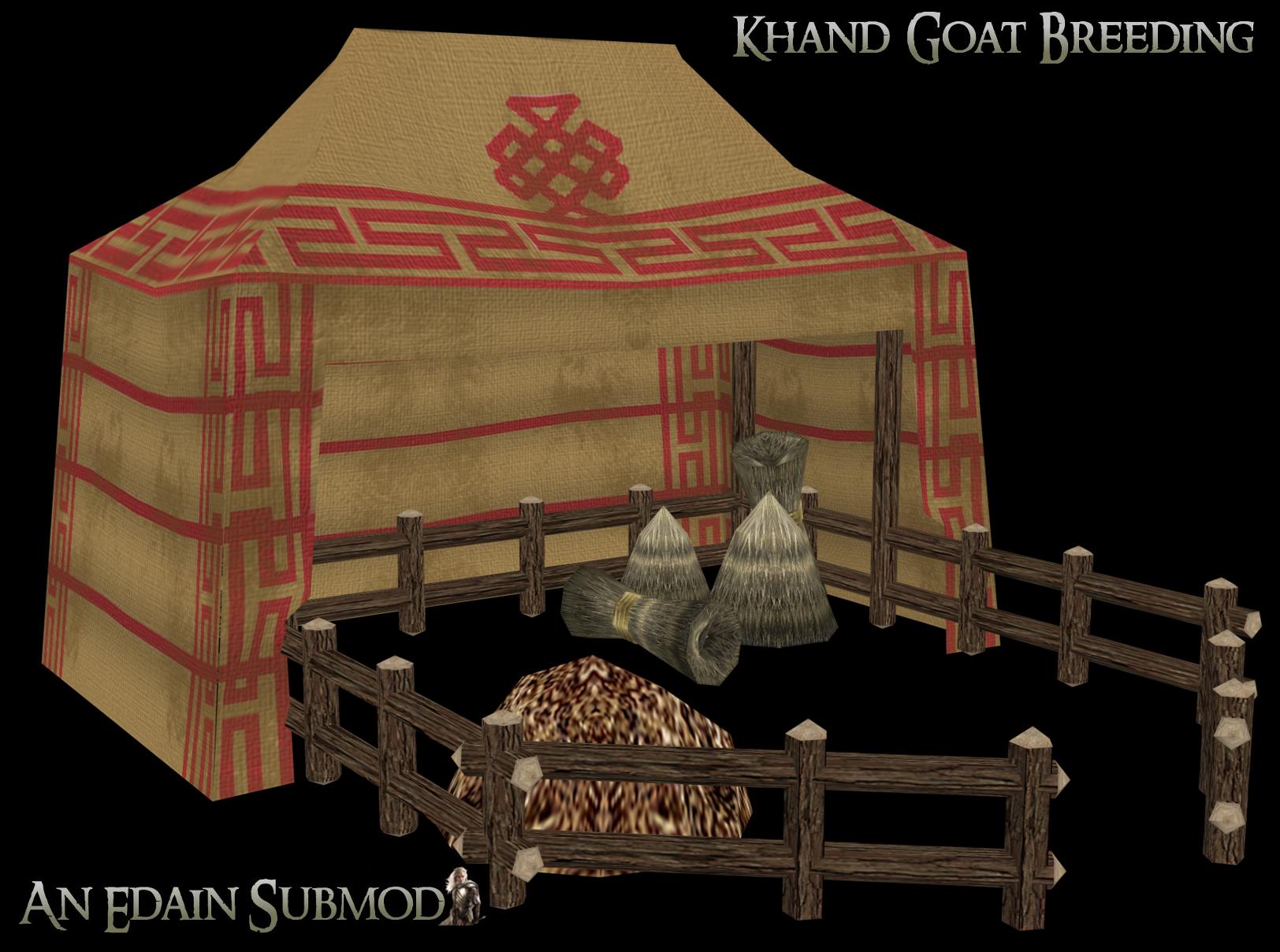 Khand Goat Breeding